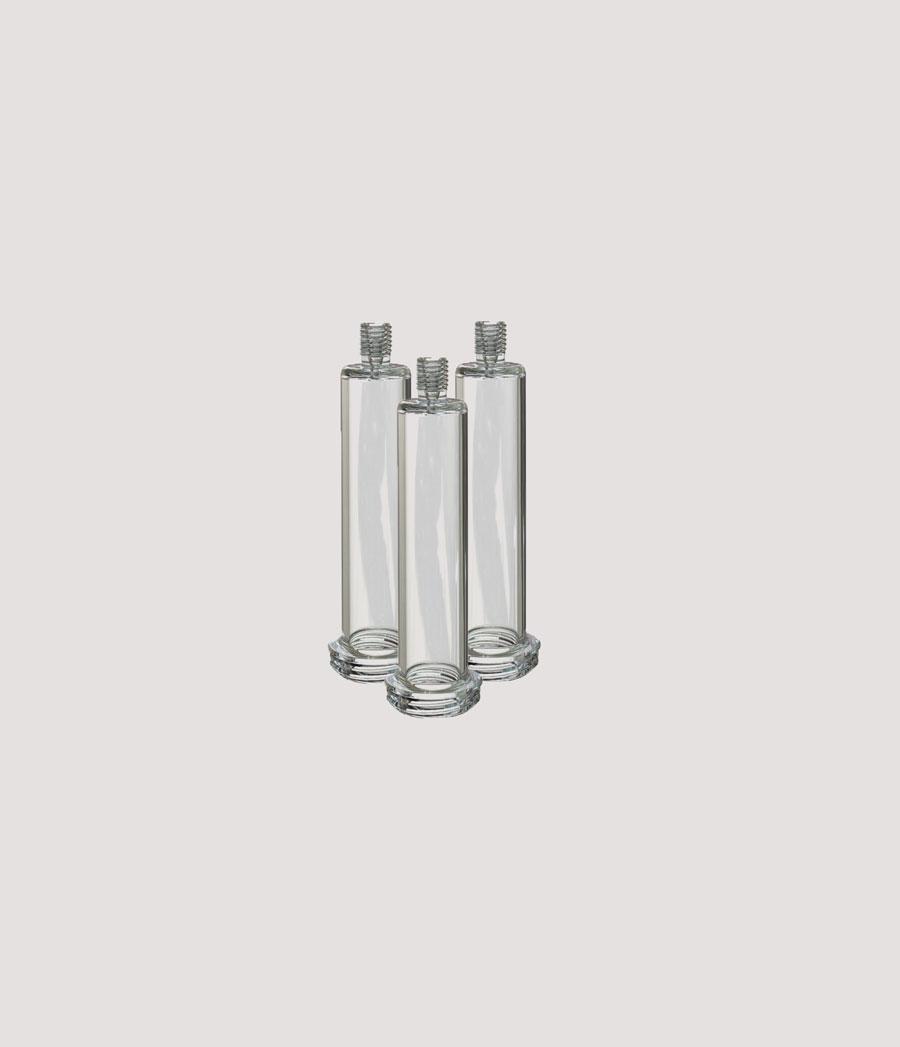 QuickSleeper plastic containers 3 stuks