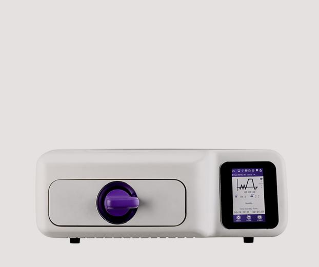 2 liter cassette autoclaaf